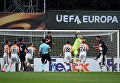 Шахтер в первом тайме забил два гола в ворота Браги