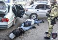 В Одессе при задержании грабителей полиция открыла огонь