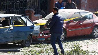 Взрыв в Каире
