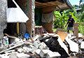 Последствия землетрясения на Соломоновых островах