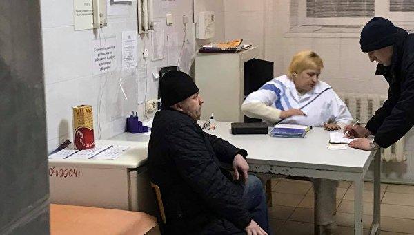 Задержание судьи в Ужгороде