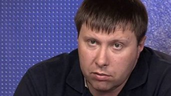 Глава Центра предотвращения и противодействия коррупции Владимир Мартыненко