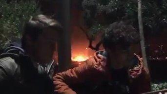 В сети появились кадры взрыва в Стамбуле. Видео