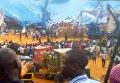 В Нигерии обрушилась крыша церкви