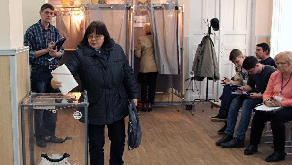 Внепризнанном Приднестровье выбирают «президента»