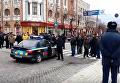 Бунт пенсионеров МВД в Кропивницком: митингующие перекрыли улицу. Видео