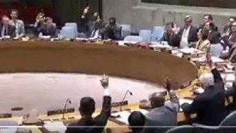 Совбез ООН одобрил новую резолюцию по борьбе с терроризмом. Видео