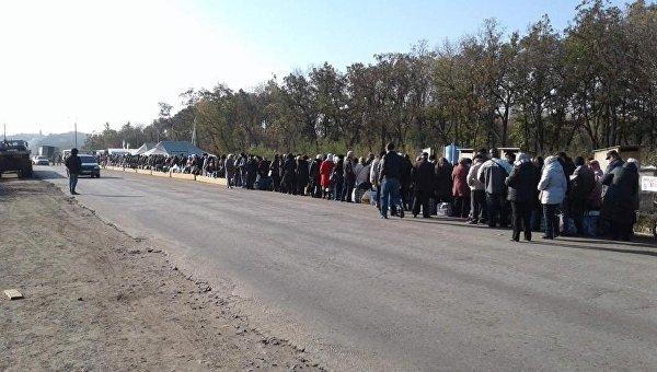 Украинские войска расстреляли автобус смирными жителями— есть погибшие