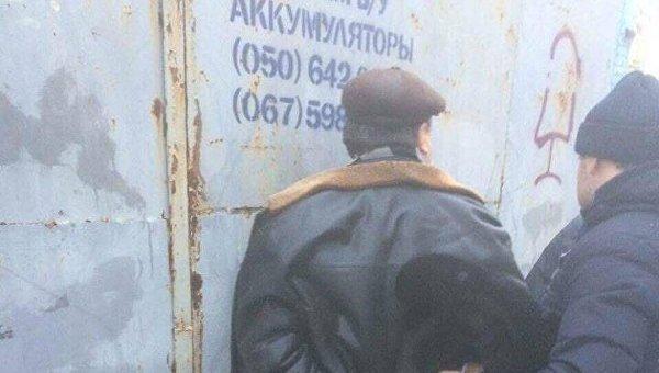 Поподозрению вкоррупции схвачен ректор одного из институтов украинской столицы