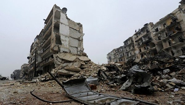 Впредставительстве международной организации ООН взялись завоенные правонарушения вСирии— Удар для В. Путина