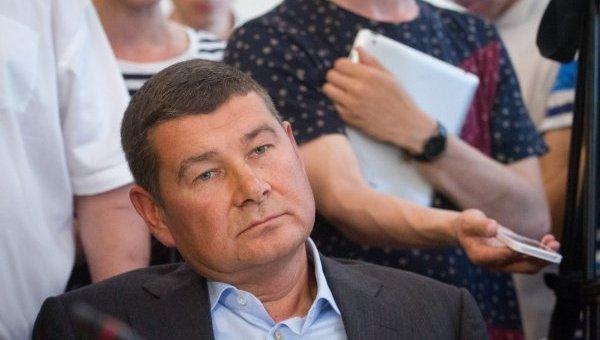 Александр Онищенко. Архивное