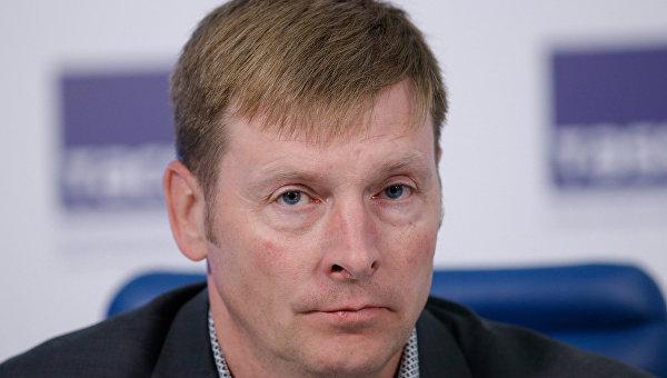 Российский бобслеист Александр Зубков. Архивное фото