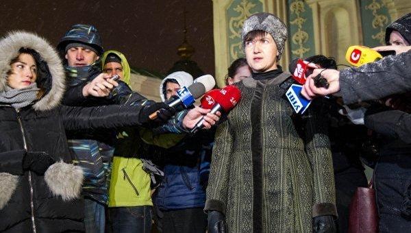 Захарченко подтвердил встречу сСавченко