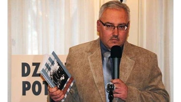 Богдан Пиентка. Архивное фото