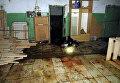 Последствия взрыва гранаты