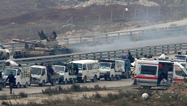 ВСирии поведали ожертвах среди мирного населения отударов коалиции США