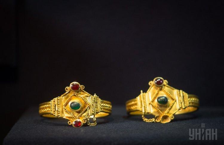 Попытка номер два: Суд Нидерландов рассмотрит снова дело оскифском золоте