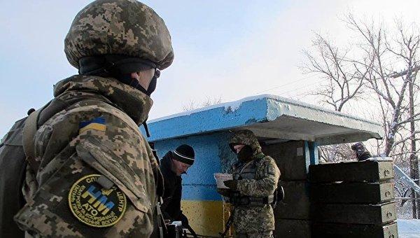 Контрольный пункт «Станица Луганская» прекратит работу