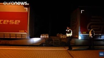 Австрия досматривает товарные поезда, чтобы не пускать нелегалов
