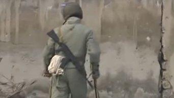 Российские саперы расчищают территорию освобожденного Алеппо. Видео