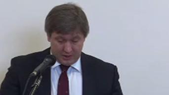 Национализация ПриватБанка: комментарий Данилюка. Видео