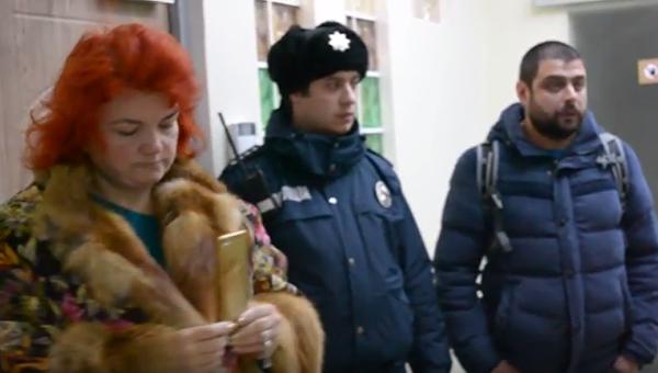 Ситуация в пресс-центре РИА Новости Украина 19 декабря 2016 года