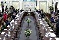 Заседание согласительного совета Верховной Рады