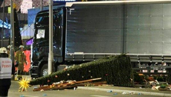 Число жертв ЧП в центре Берлина возросло до 12 человек – полиция