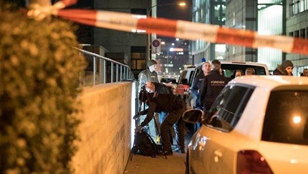 Неподалеку от места стрельбы вЦюрихе отыскали тело неизвестного