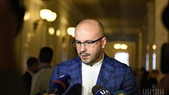 Народный депутат Украины Сергей Рудык