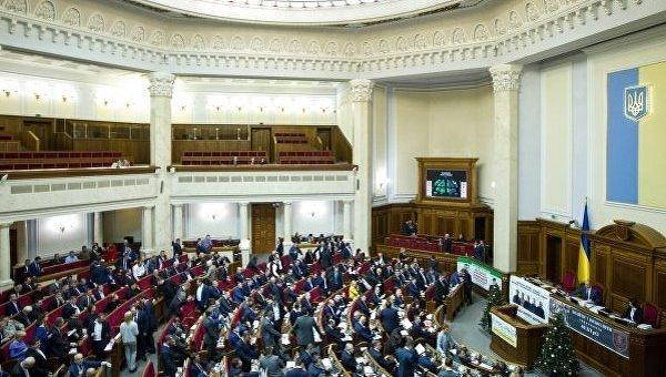 Сегодня народные депутаты будут решать судьбу государственного бюджета на наступающий год