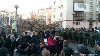 Общественные слушания по вопросу переименования городских улиц в Одессе