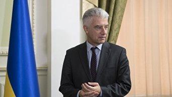 Посол Германии в Украине Эрнст Райхель.