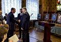 Петр Порошенко передал музею Вероны похищенные картины