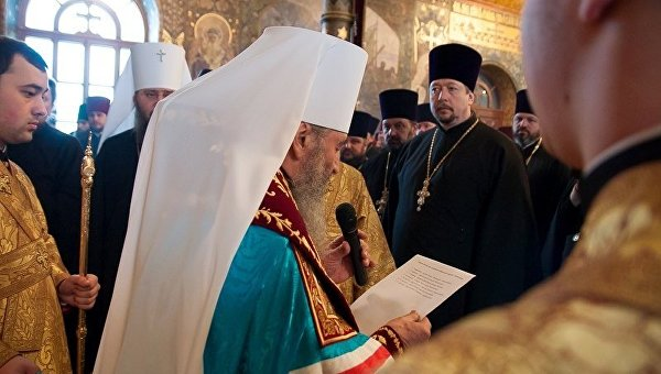 Предстоятель УПЦ назвал главное событие 2016 года