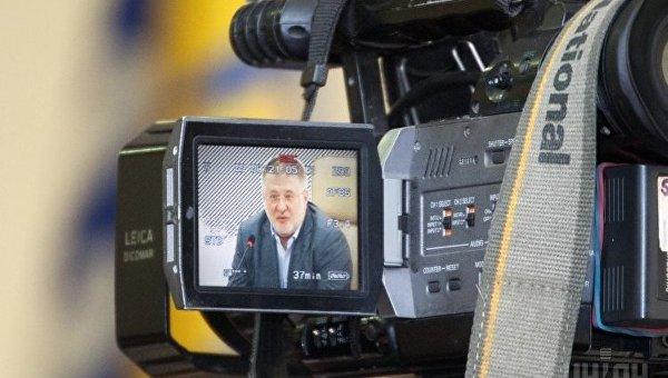 Медиагруппа Коломойского прекратит вещание канала Ukraine Today