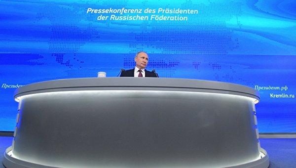 Путин объявил, что «нормандский формат» работает вяло, однако выхода нет