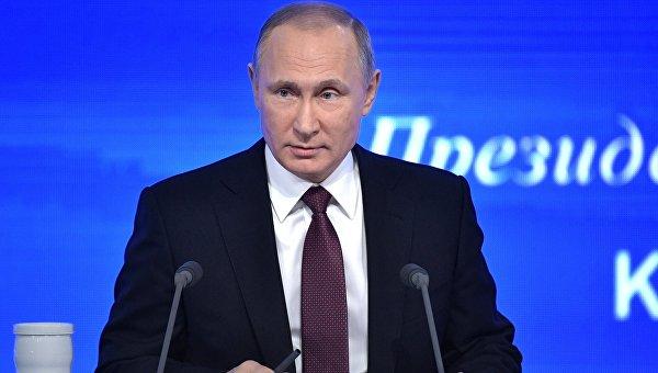 Российская Федерация сильнее любого потенциального противника — Владимир Путин