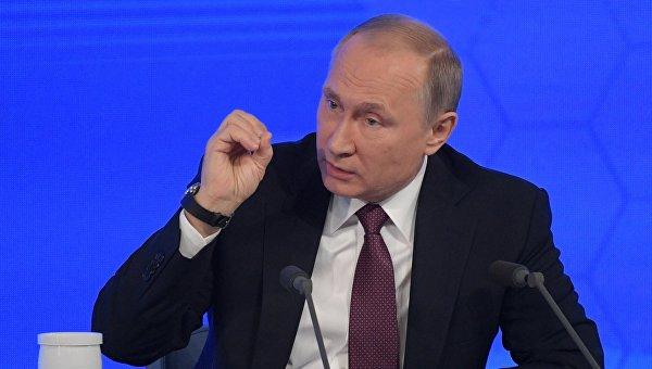 Демократы США скидывают свои неудачи навнешние факторы,— Путин