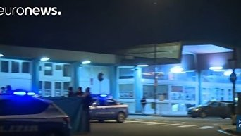 Анис Амри застрелен под Миланом: как это было