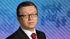 """Координатор гражданской платформы """"Новая страна"""" Тарас Козак. Архивное фото"""