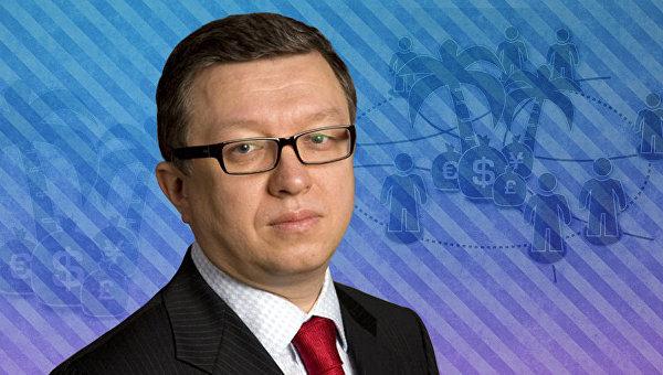Координатор гражданской платформы Новая страна Тарас Козак. Архивное фото
