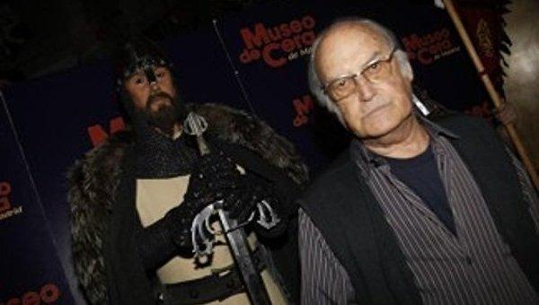 ВИспании скончался оскароносный кинохудожник Хиль Паррондо