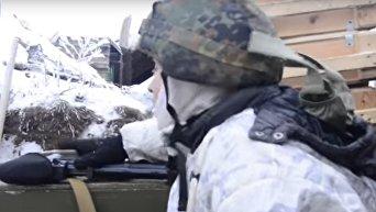 Гуманитарная группа ВСУ Эвакуация-200 попала под обстрел. Видео