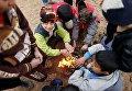 Рождество в лагере беженцев под Мосулом
