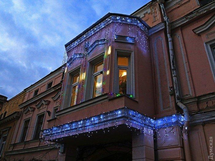 Одесса готовится к встрече Нового года