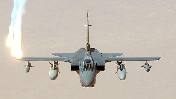 Торнадо GR4 ВВС Великобритании