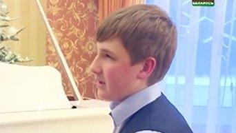 Младший сын Лукашенко Николай