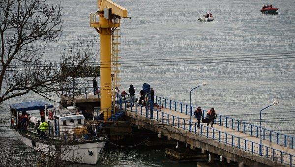 Источник рассказал оподнимавшихся наборт лайнера перед крушением Ту-154