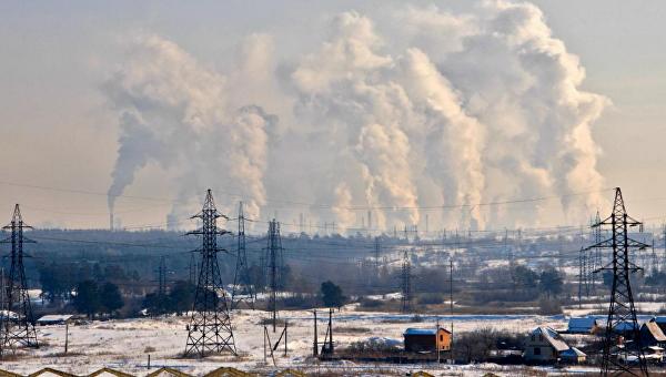 Транзит аммиака потерритории государства Украины остановлен